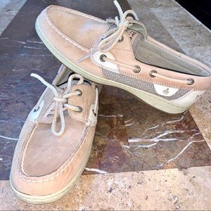Women's SZ 8.5 SPERRY Koifish Boat Shoes